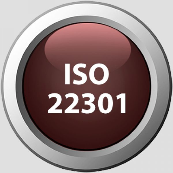 ISO 22301 : 2012