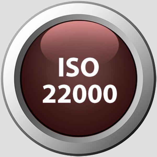 ISO 22000 : 2018 (HACCP)